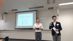 アサヒディードの河野執行役員と横尾社長室長が「失敗学会 大阪夏の大会」で講演