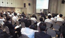 受動喫煙対策と事業承継をテーマに講演/余暇進 令和元年度10月度部会