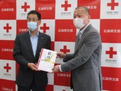 新型コロナウイルス感染症拡大防止品としてマスク26,000枚を贈呈/中国遊商