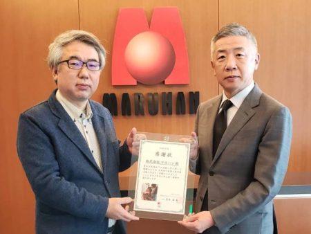 ジャパンハート 吉岡秀人最高顧問、韓裕代表取締役社長