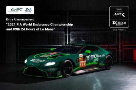 WECシリーズ・ル・マン24時間レース参戦