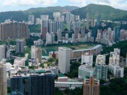 香港島 ハッピーバレー競馬場