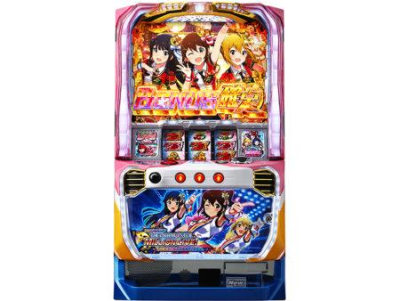 パチスロ アイドルマスター ミリオンライブ!筐体