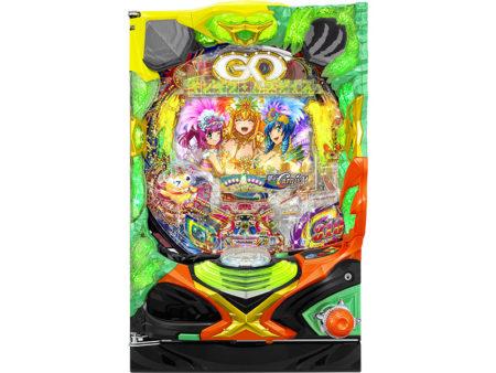 Pギンギラパラダイス 夢幻カーニバル319_筐体