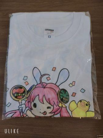 12-ナナティーちゃんTシャツ