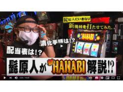 新ハナビ 試打動画