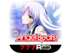 "<span class=""title"">人気パチスロ機「パチスロAngel Beats!」が777Real登場</span>"