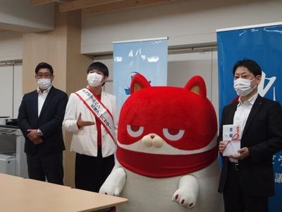 北海道マルハン_エールを北の医療へ寄付