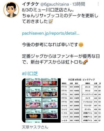 15_イチタケさんTwitter
