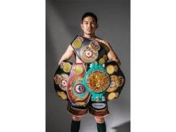 井岡一翔_WBO世界スーパーフライ級タイトルマッチ