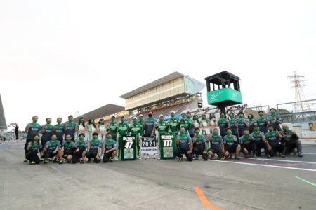 D'station Racing_鈴鹿S耐_1
