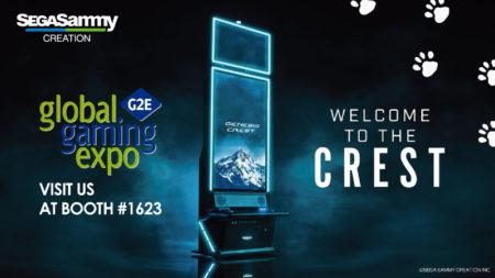 SEGASAMMYCREATION_G2E2021
